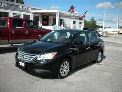 2015 Nissan Sentra for sale in Jacksonville, NC
