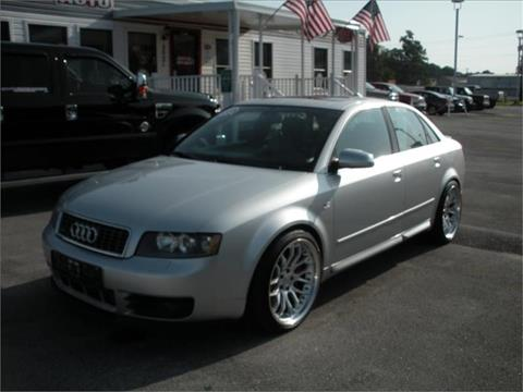 2004 Audi S4 for sale in Jacksonville, NC