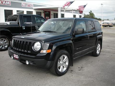 2011 Jeep Patriot for sale in Jacksonville, NC