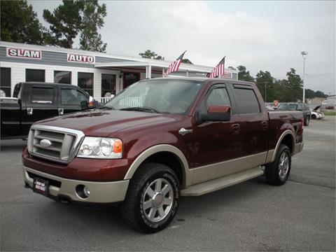 2007 Ford F-150 for sale in Jacksonville, NC