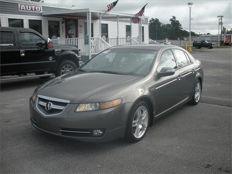 acura tlx 2008. 2008 acura tl for sale at grand slam auto sales in jacksonville nc tlx