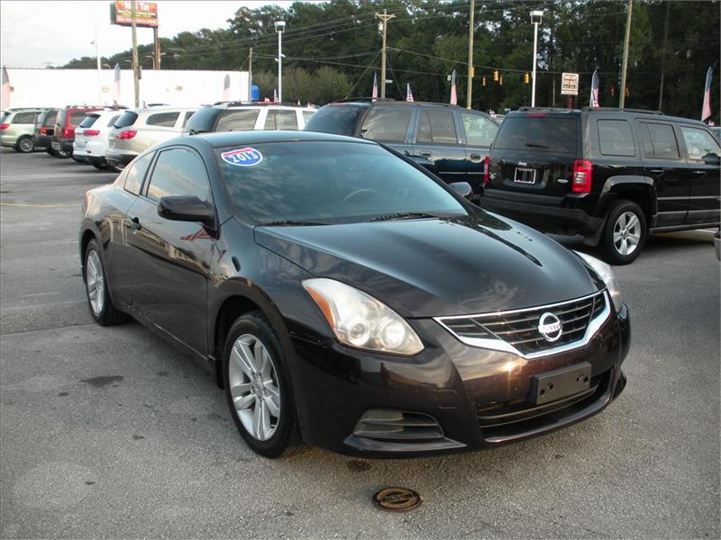 2013 Nissan Altima 2 5 S In Jacksonville Nc Grand Slam Auto Sales