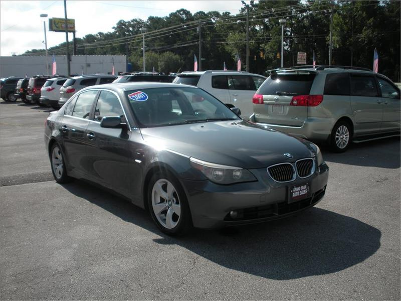 BMW Series I In Jacksonville NC Grand Slam Auto Sales - 2007 bmw 535