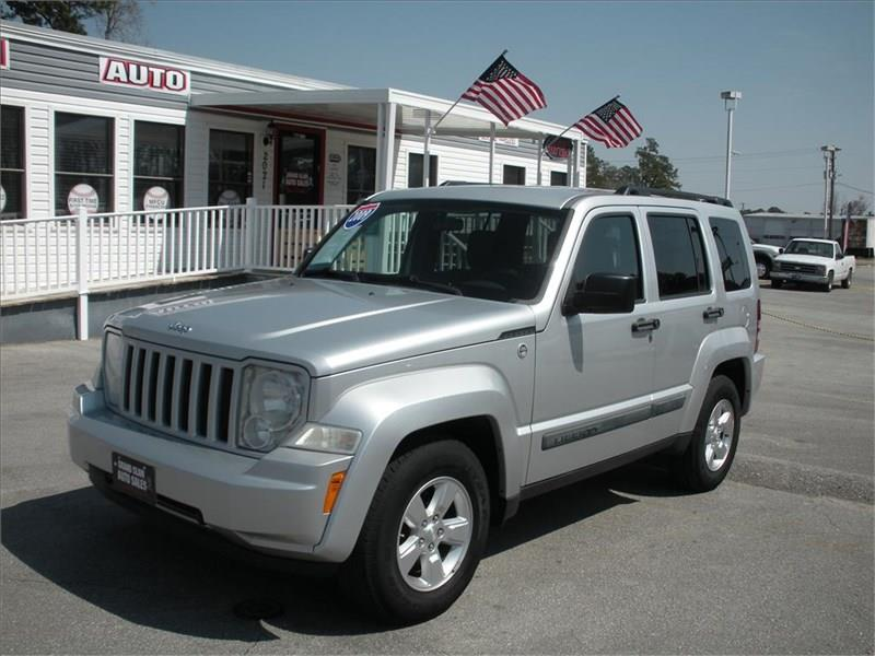 2009 Jeep Liberty For Sale At Grand Slam Auto Sales In Jacksonville NC