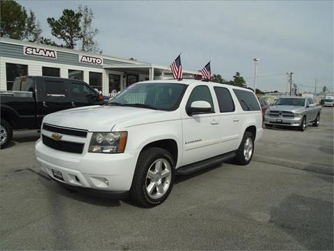 2007 Chevrolet Suburban For Sale In Jacksonville Nc