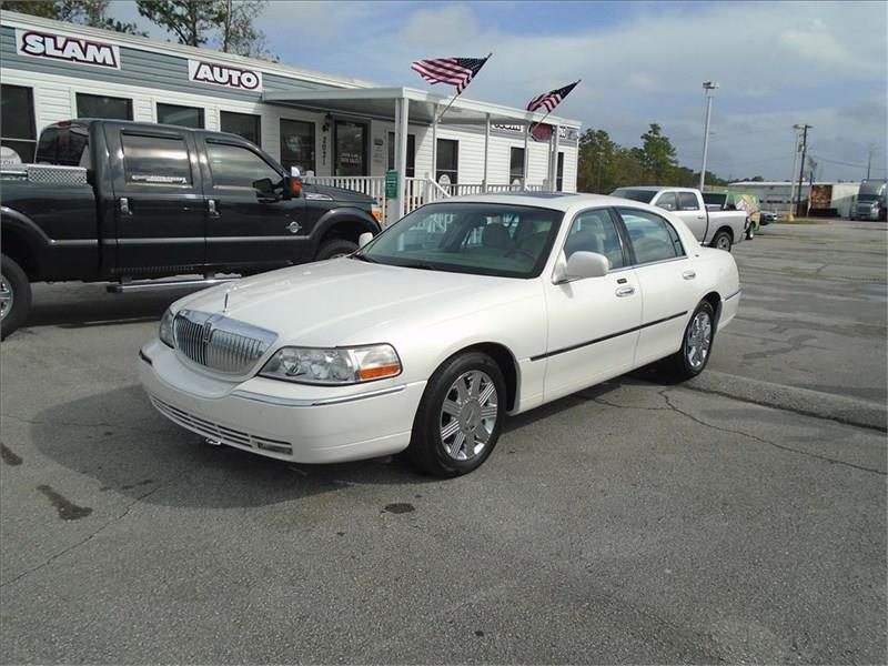 2003 Lincoln Town Car Cartier In Jacksonville Nc Grand Slam Auto