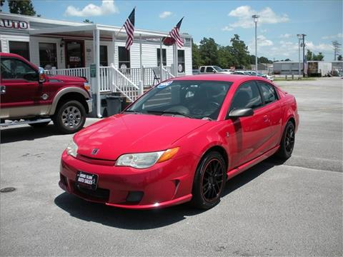 2005 saturn ion coupe specs