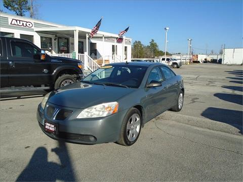 2009 Pontiac G6 for sale in Jacksonville, NC