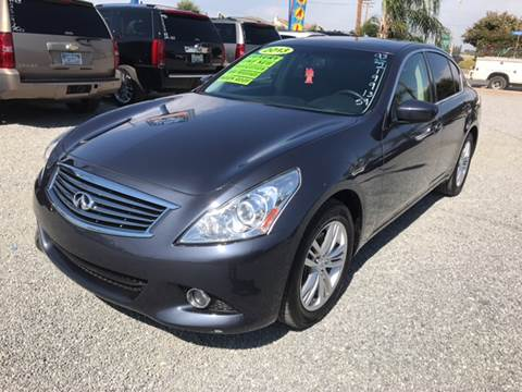 Infiniti for sale in tulare ca for Motor cars tulare ca