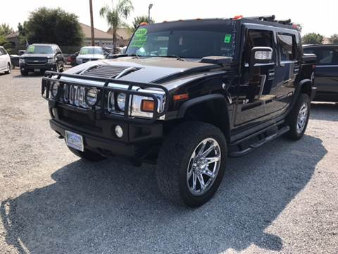 2006 HUMMER H2 SUT for sale in Tulare, CA