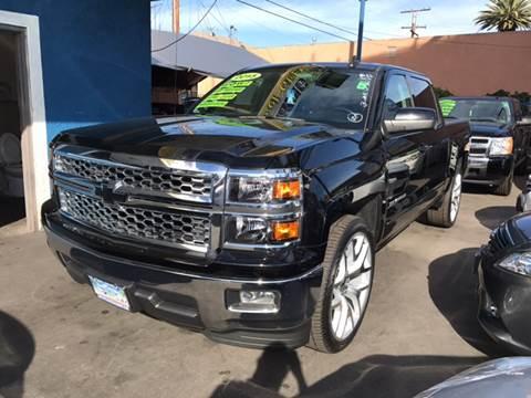2015 Chevrolet Silverado 1500 for sale at LA PLAYITA AUTO SALES INC in South Gate CA