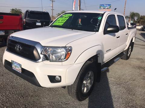 Toyota tacoma for sale in tulare ca for Motor cars tulare ca