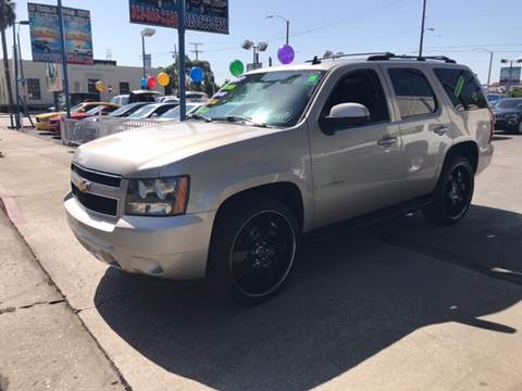 2007 Chevrolet Tahoe for sale in South Gate, CA