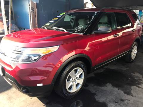 2014 Ford Explorer for sale in South Gate, CA