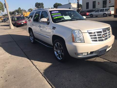 2007 Cadillac Escalade for sale in South Gate, CA