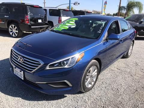2016 Hyundai Sonata for sale at LA PLAYITA AUTO SALES INC - Tulare Lot in Tulare CA
