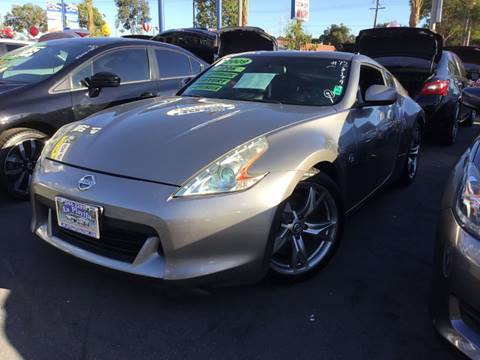 2009 Nissan 370Z for sale at LA PLAYITA AUTO SALES INC in South Gate CA