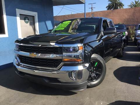 2017 Chevrolet Silverado 1500 for sale at LA PLAYITA AUTO SALES INC in South Gate CA