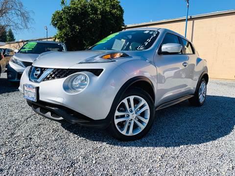 2016 Nissan JUKE for sale at LA PLAYITA AUTO SALES INC - Tulare Lot in Tulare CA