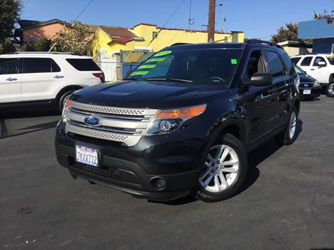2015 Ford Explorer for sale at LA PLAYITA AUTO SALES INC in South Gate CA