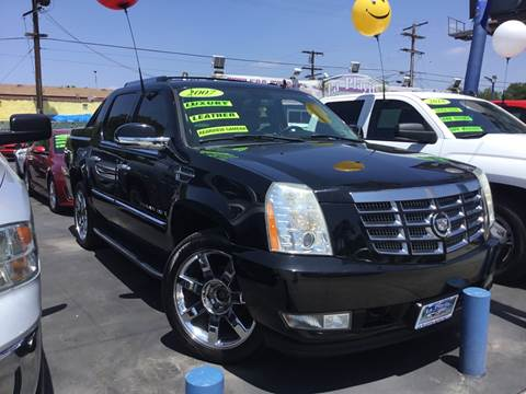 2007 Cadillac Escalade EXT for sale at LA PLAYITA AUTO SALES INC in South Gate CA