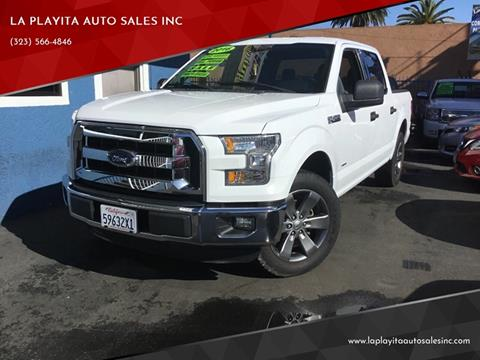 2016 Ford F-150 for sale in South Gate, CA