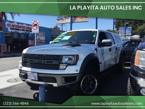 2011 Ford F-150 for sale in South Gate, CA