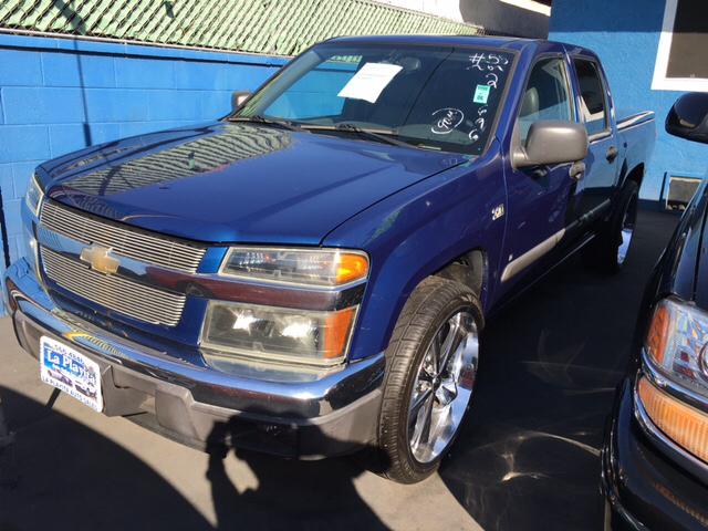 2006 Chevrolet Colorado for sale at LA PLAYITA AUTO SALES INC in South Gate CA