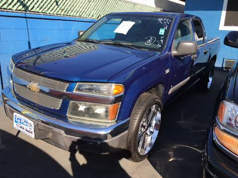 2006 Chevrolet Colorado for sale at LA PLAYITA AUTO SALES INC in South Gate CA