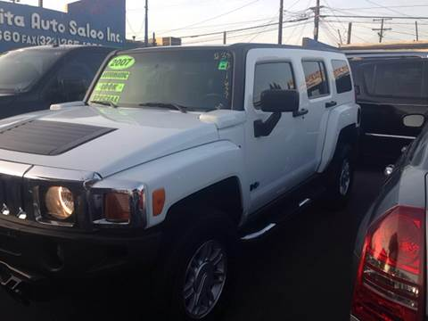 2007 HUMMER H3 for sale at LA PLAYITA AUTO SALES INC in South Gate CA