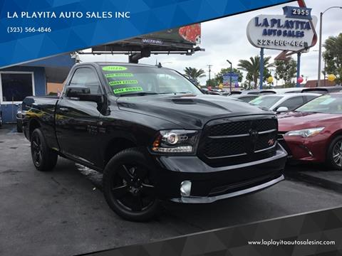 Ram For Sale >> 2016 Ram Ram Pickup 1500 For Sale In South Gate Ca