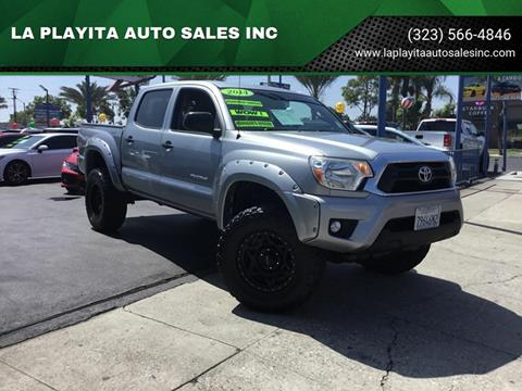 2014 Toyota Tacoma for sale in South Gate, CA