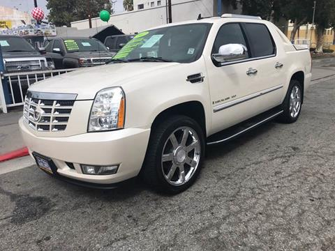 2007 Cadillac Escalade EXT for sale at LA PLAYITA AUTO SALES INC - 3271 E. Firestone Blvd Lot in South Gate CA