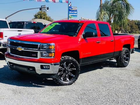 La Playita Auto Sales >> Used Chevrolet Silverado 1500 For Sale in Tulare, CA