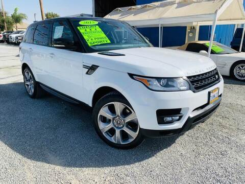 2015 Land Rover Range Rover Sport for sale at LA PLAYITA AUTO SALES INC in South Gate CA