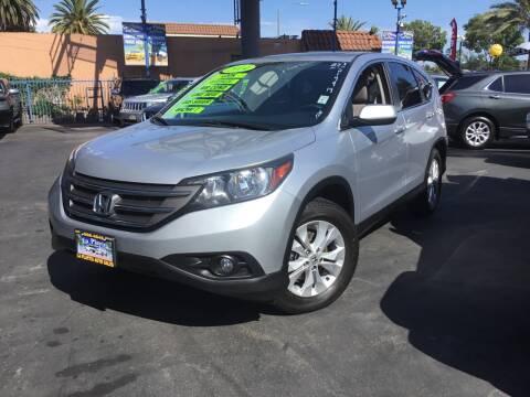 2014 Honda CR-V for sale at LA PLAYITA AUTO SALES INC - Tulare Lot in Tulare CA
