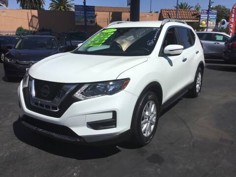 2017 Nissan Rogue for sale at LA PLAYITA AUTO SALES INC in South Gate CA