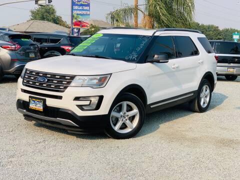 2016 Ford Explorer for sale at LA PLAYITA AUTO SALES INC - Tulare Lot in Tulare CA