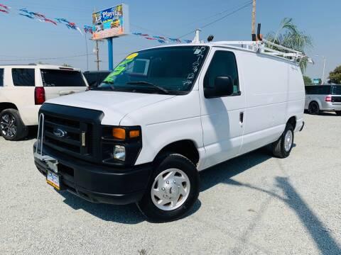 2012 Ford E-Series Cargo for sale at LA PLAYITA AUTO SALES INC - Tulare Lot in Tulare CA