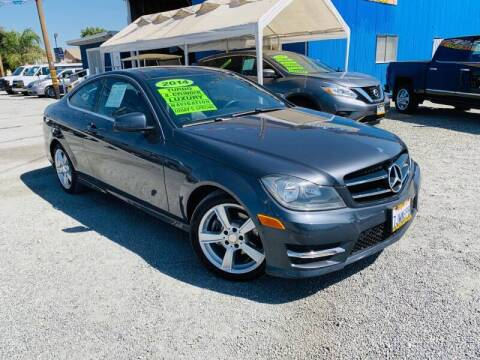2014 Mercedes-Benz C-Class for sale at LA PLAYITA AUTO SALES INC - Tulare Lot in Tulare CA