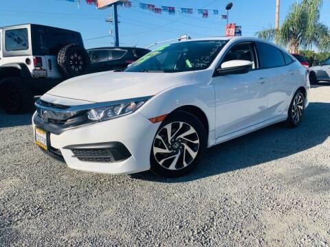 2017 Honda Civic for sale at LA PLAYITA AUTO SALES INC - Tulare Lot in Tulare CA