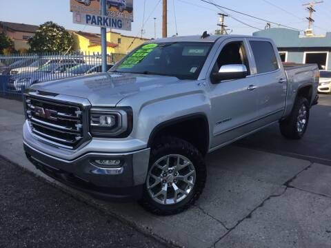 2016 GMC Sierra 1500 for sale at LA PLAYITA AUTO SALES INC in South Gate CA