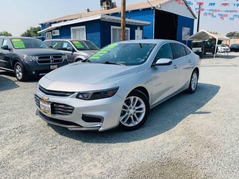 2017 Chevrolet Malibu for sale at LA PLAYITA AUTO SALES INC - Tulare Lot in Tulare CA