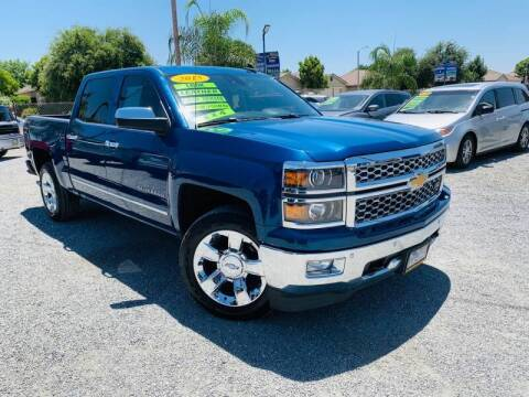 2015 Chevrolet Silverado 1500 for sale at LA PLAYITA AUTO SALES INC - Tulare Lot in Tulare CA