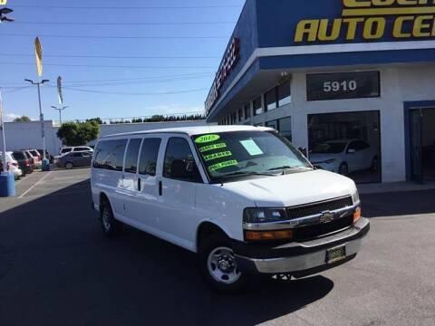 2015 Chevrolet Express Passenger for sale at LA PLAYITA AUTO SALES INC - 3271 E. Firestone Blvd Lot in South Gate CA