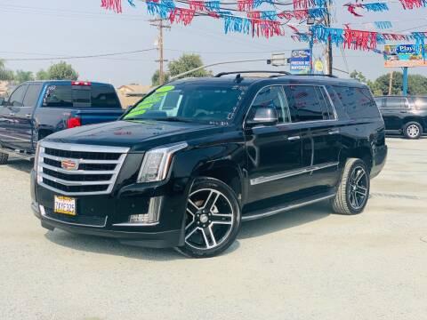 2017 Cadillac Escalade ESV for sale at LA PLAYITA AUTO SALES INC - Tulare Lot in Tulare CA