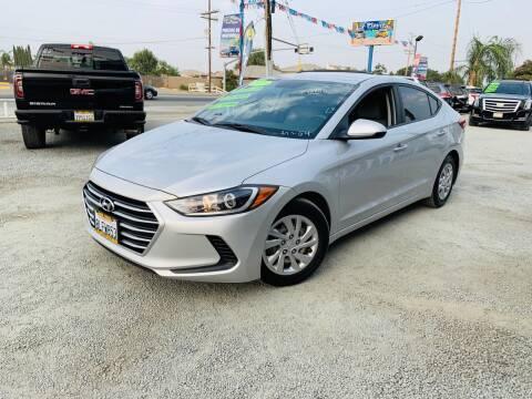 2017 Hyundai Elantra for sale at LA PLAYITA AUTO SALES INC - Tulare Lot in Tulare CA