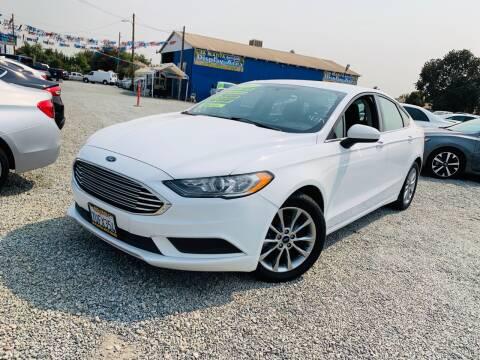 2017 Ford Fusion for sale at LA PLAYITA AUTO SALES INC - Tulare Lot in Tulare CA