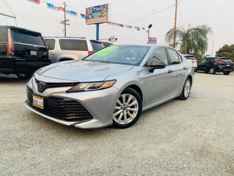 2018 Toyota Camry for sale at LA PLAYITA AUTO SALES INC - Tulare Lot in Tulare CA