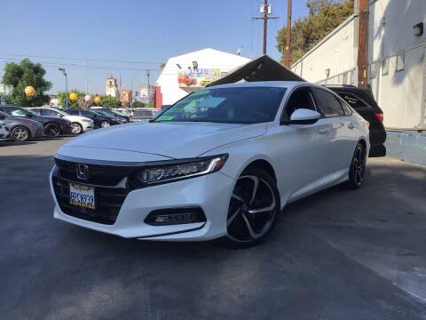 2020 Honda Accord for sale at LA PLAYITA AUTO SALES INC - 3271 E. Firestone Blvd Lot in South Gate CA